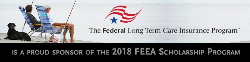 Federal Long Term Care Partners is a proud sponsor of FEEA's 2018 scholarship program
