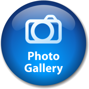 blue button with outline of a camera and words Photo Gallery
